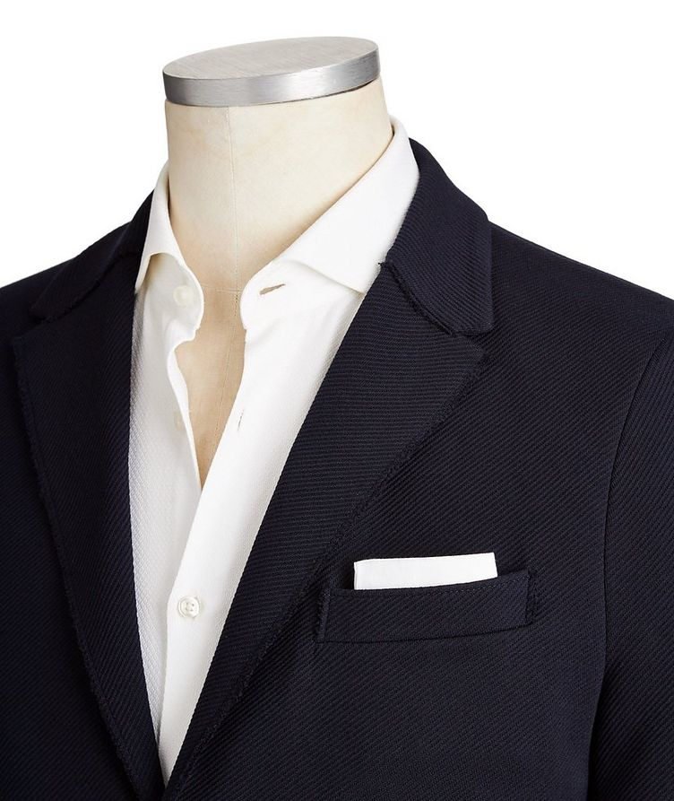 Unstructured Sports Jacket image 1