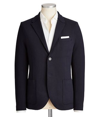 Harris Wharf London Unstructured Sports Jacket