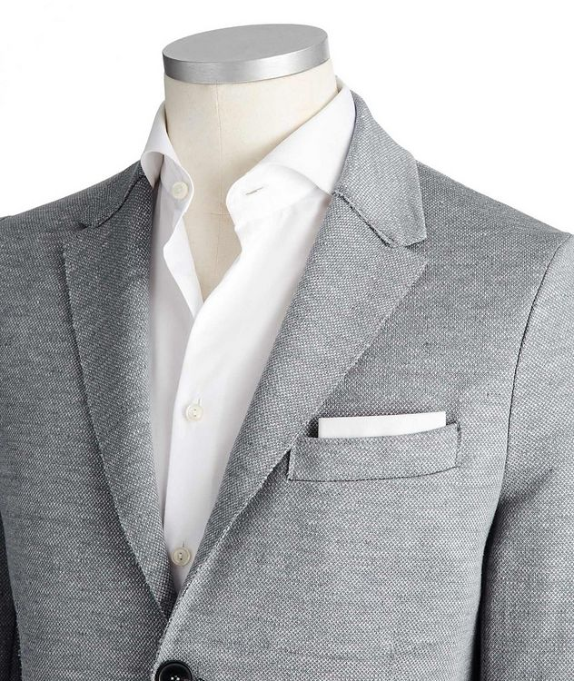 Unstructured Sports Jacket picture 2