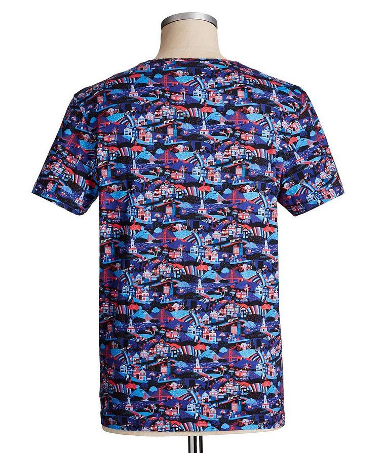 Printed Cotton T-Shirt image 1
