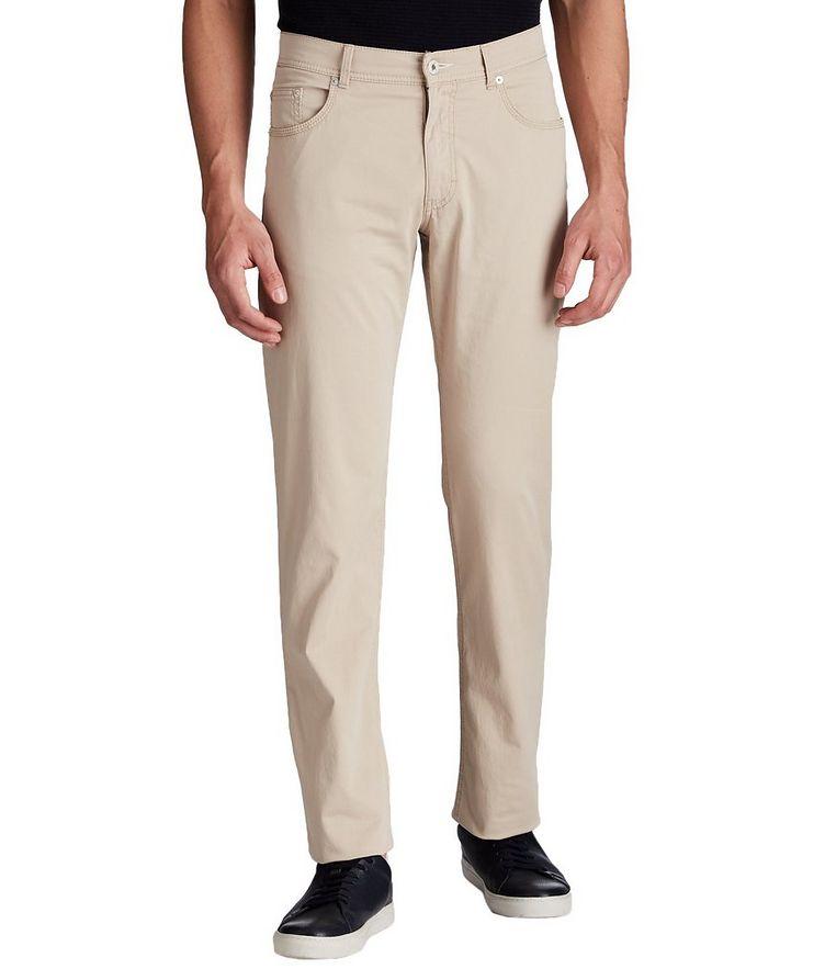 Pantalon à cinq poches, modèle Cooper Fancy image 0
