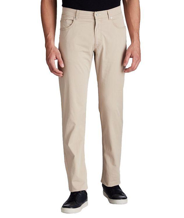 Pantalon à cinq poches, modèle Cooper Fancy picture 1