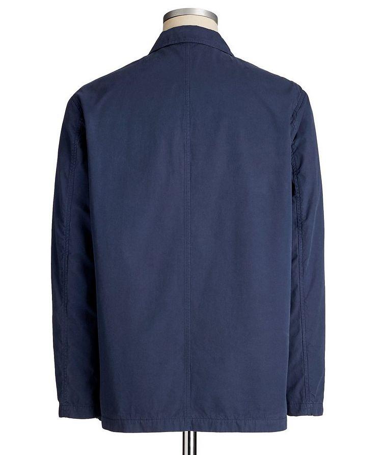 Boxy Summer Cotton Sports Jacket image 1