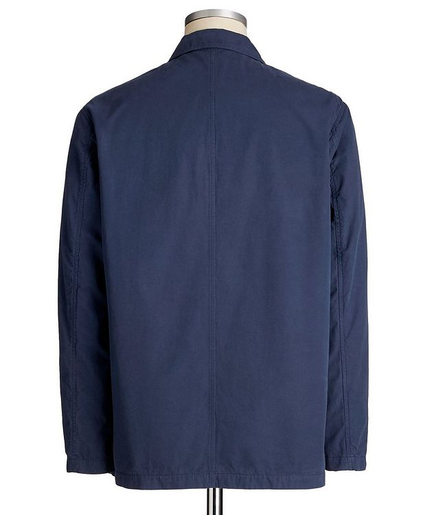 Boxy Summer Cotton Sports Jacket picture 2