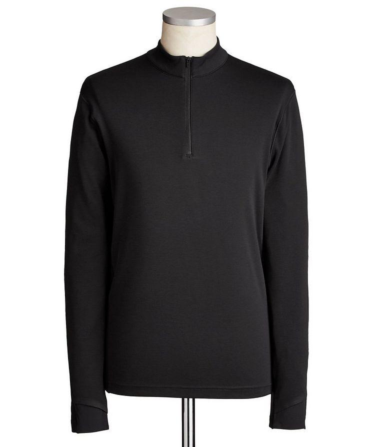Performance Half-Zip Sweater image 0