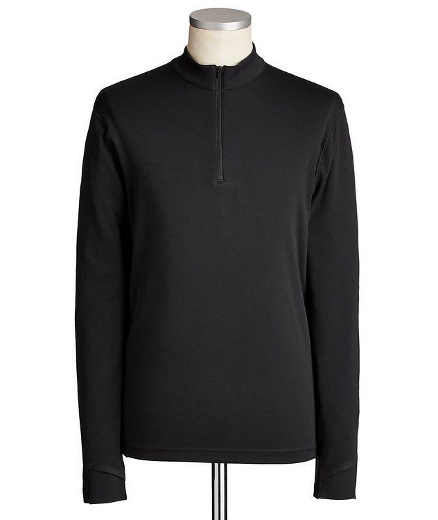 Performance Half-Zip Sweater picture 1