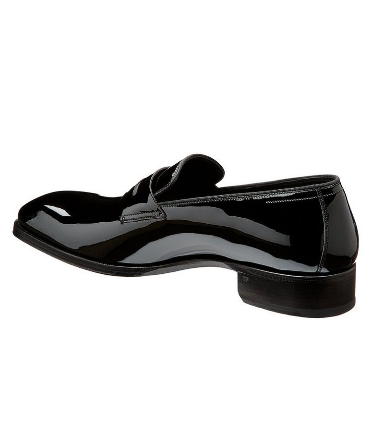 Patent Leather Penny Loafers image 1
