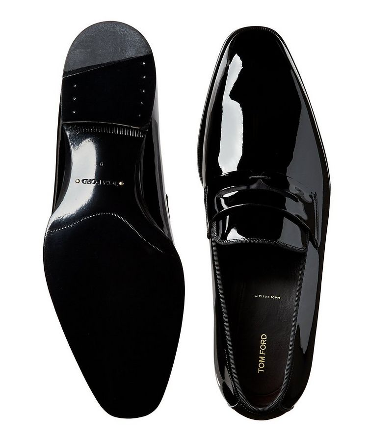 Patent Leather Penny Loafers image 2