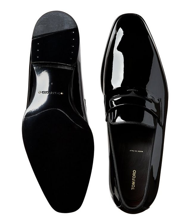 Patent Leather Penny Loafers picture 3