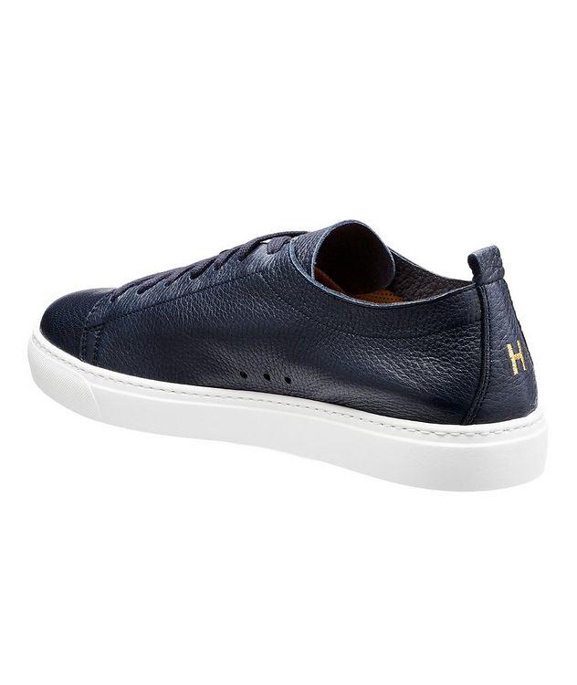Deerskin Low-Top Sneakers picture 2