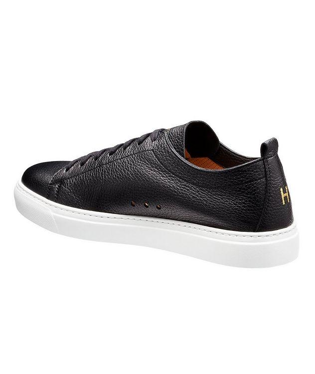 Chaussure sport en cuir de chevreuil picture 2