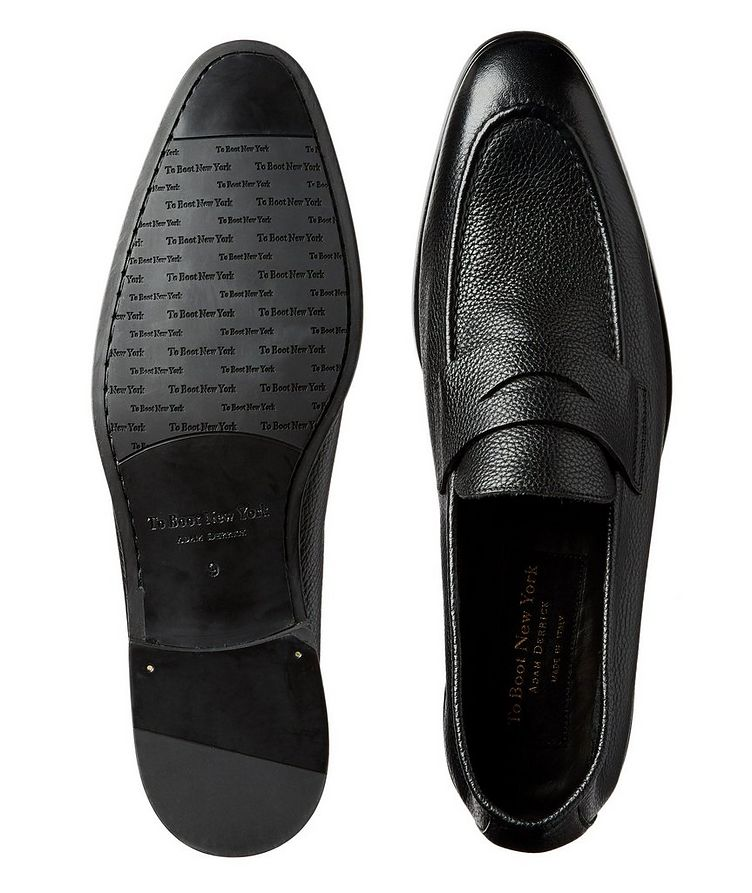 Calfskin Penny Loafers image 2