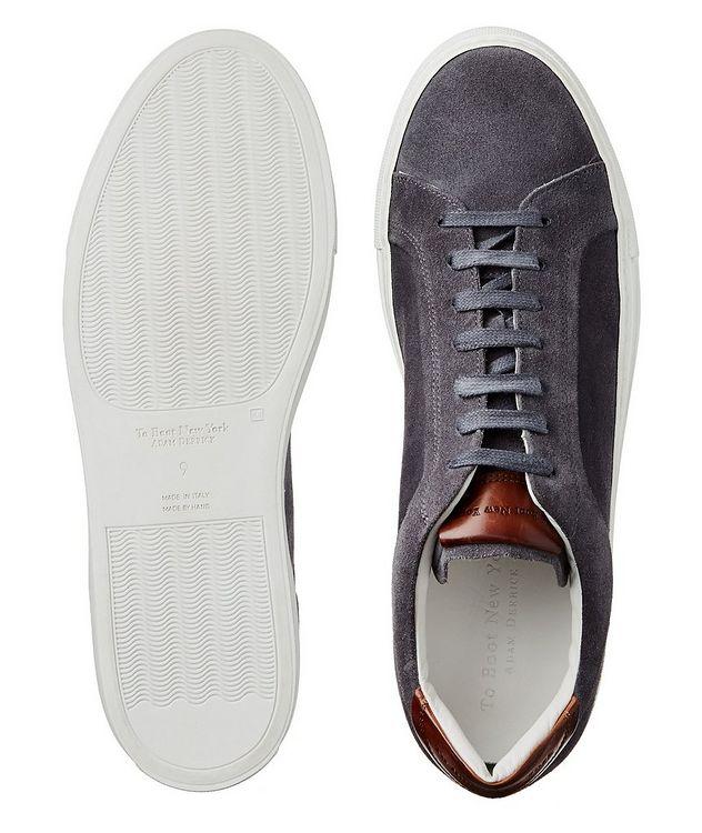 Chaussure sport en suède picture 3