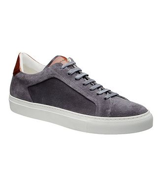 To Boot New York Suede Low-Top Sneakers