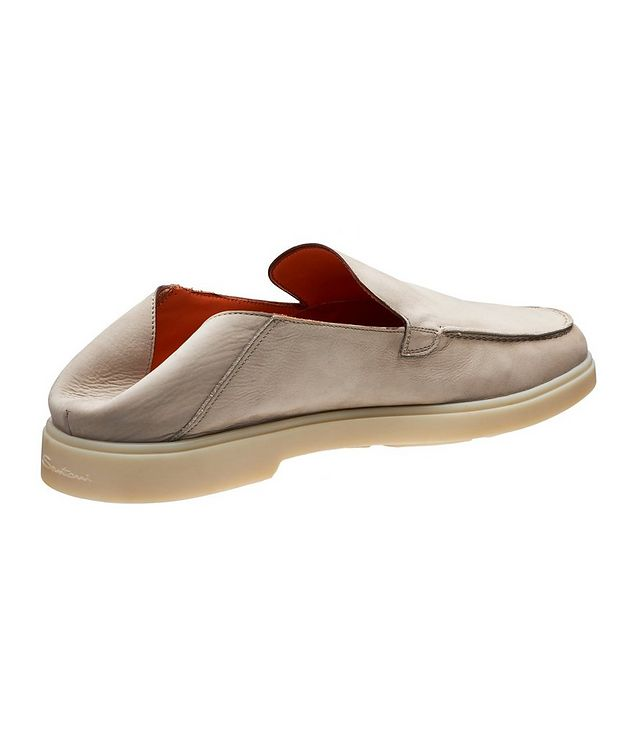 Nubuck Leather Loafers picture 2