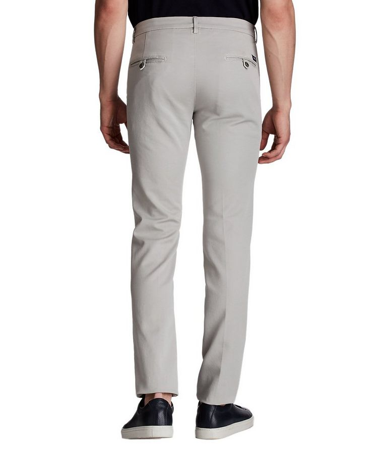 Slim Fit Stretch Cotton Chinos image 1