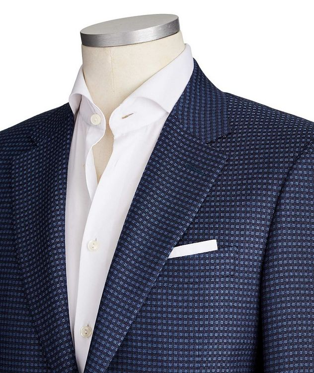 Contemporary Fit Sports Jacket picture 2