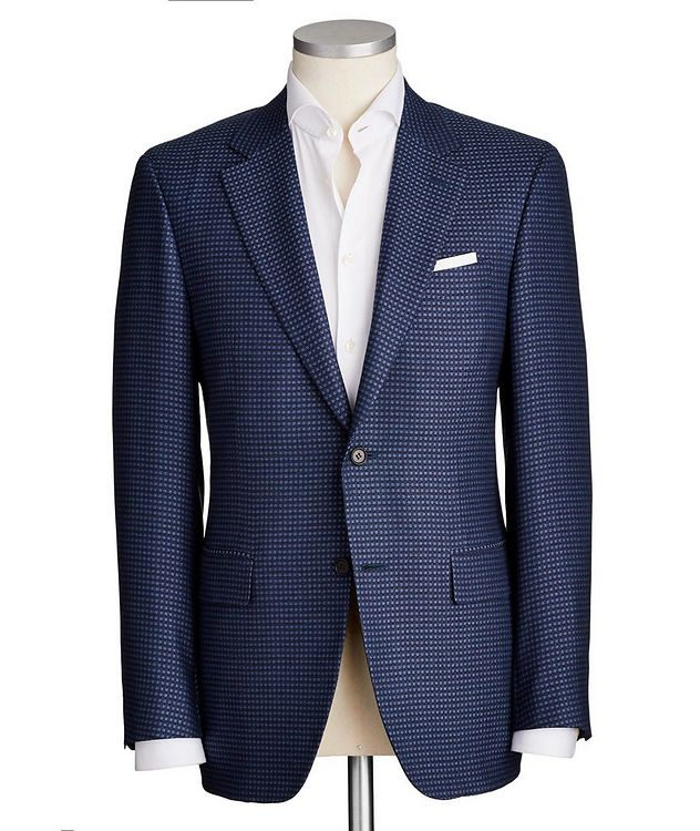 Contemporary Fit Sports Jacket picture 1