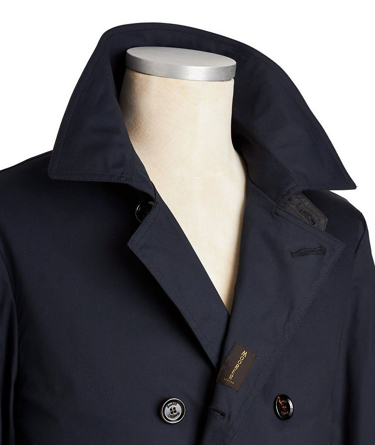 Double-Breasted Coat image 1