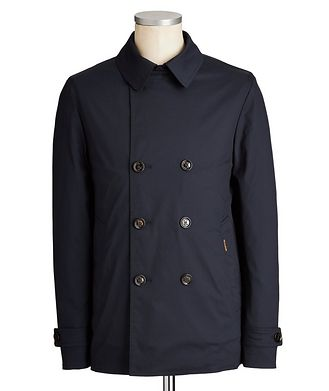 Moorer Double-Breasted Coat