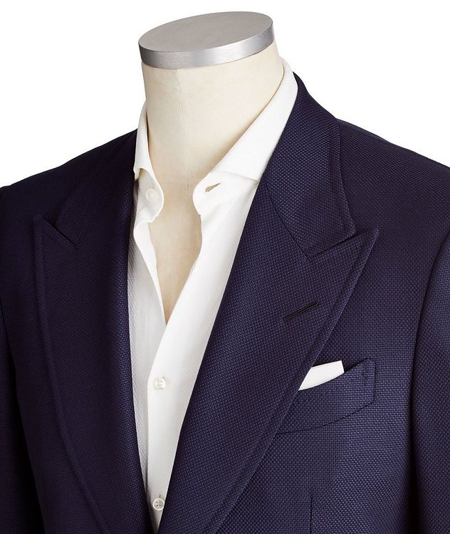 Shelton Wool-Mohair Sports Jacket picture 2