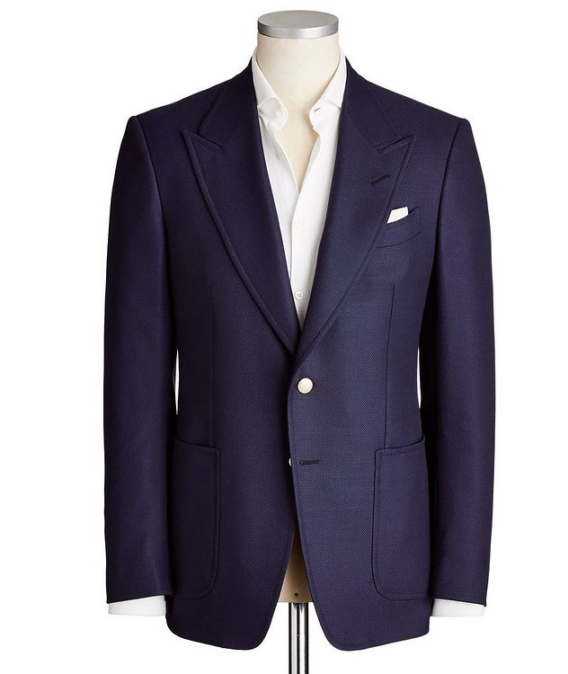 Shelton Wool-Mohair Sports Jacket picture 1