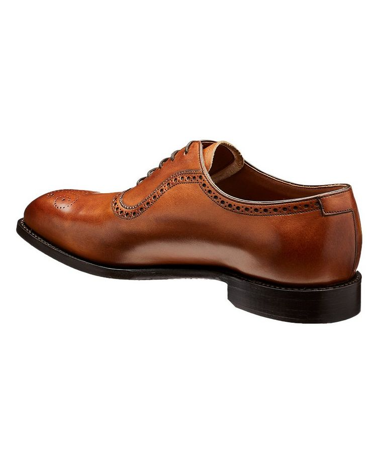 Calfskin Oxfords image 1