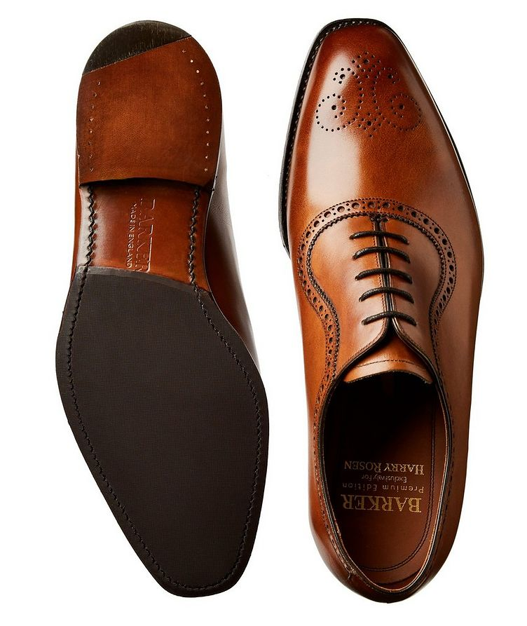 Calfskin Oxfords image 2