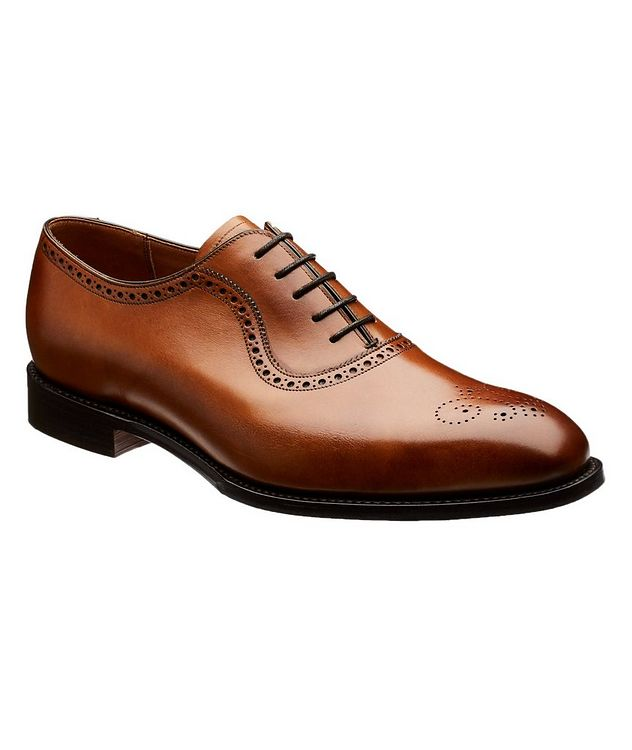 Calfskin Oxfords picture 1