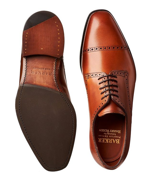 Calfskin Derby Brogues picture 3