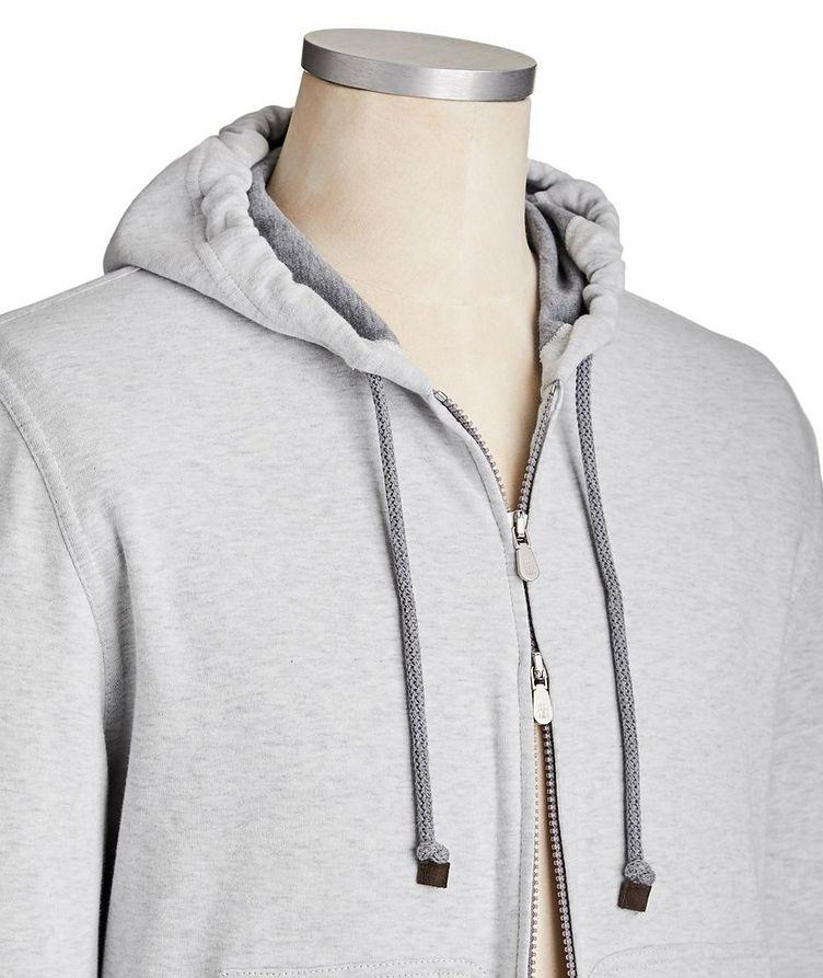 Zip-Up Hoodie image 1