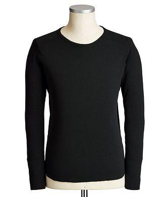 Wings & Horns Long-Sleeve Burnout T-Shirt