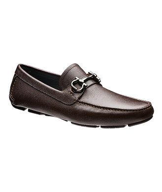 Salvatore Ferragamo Gancini Bit Driving Shoes