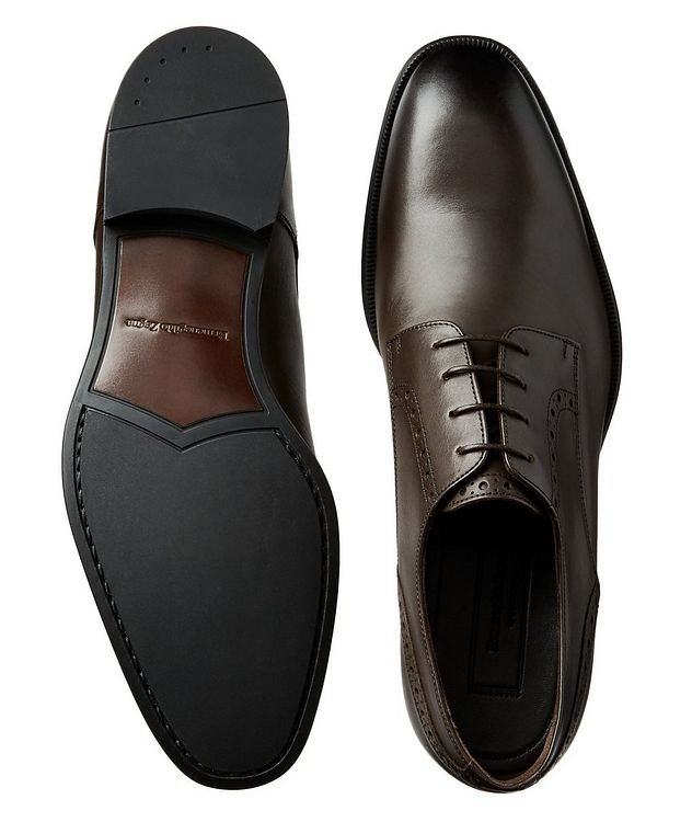 Leather Derbies picture 3