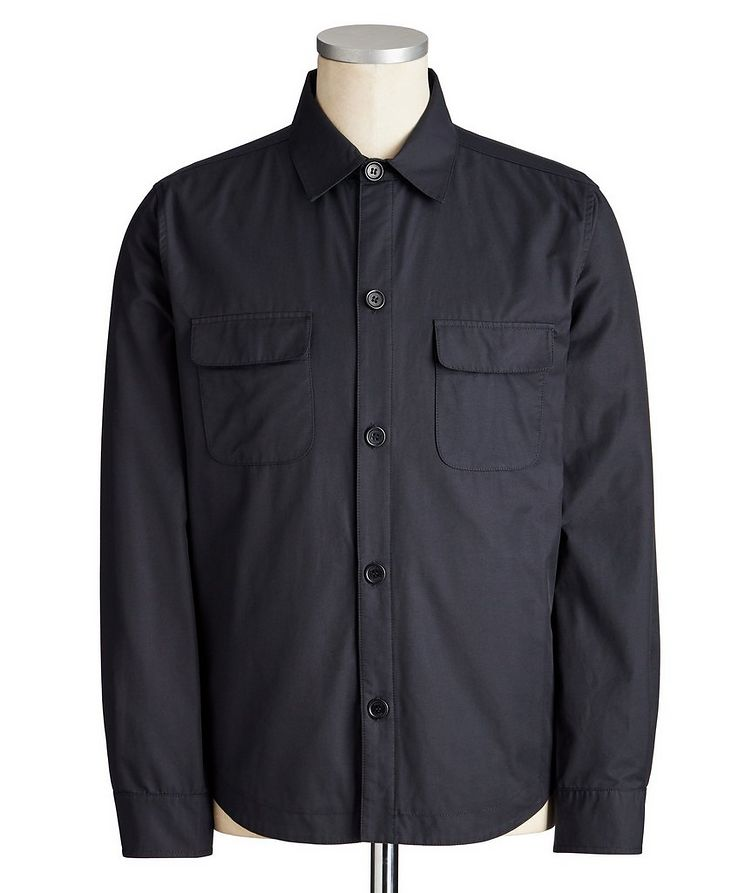 Water-Resistant Shirt Jacket image 0