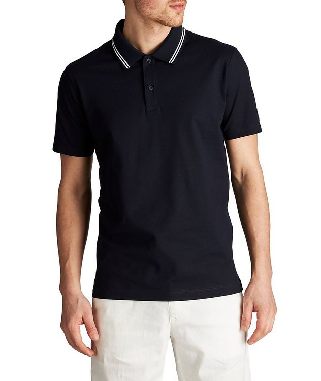 Personalized Your Name Supima Cotton Polo picture 4
