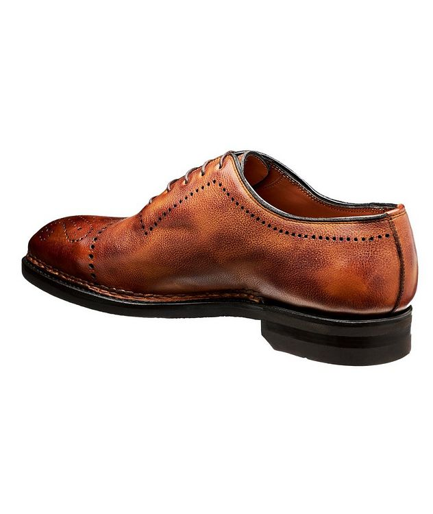 Burnished Brogue Oxfords picture 2