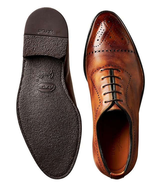 Burnished Brogue Oxfords picture 3