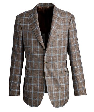 Atelier Munro Checked Wool Sports Jacket