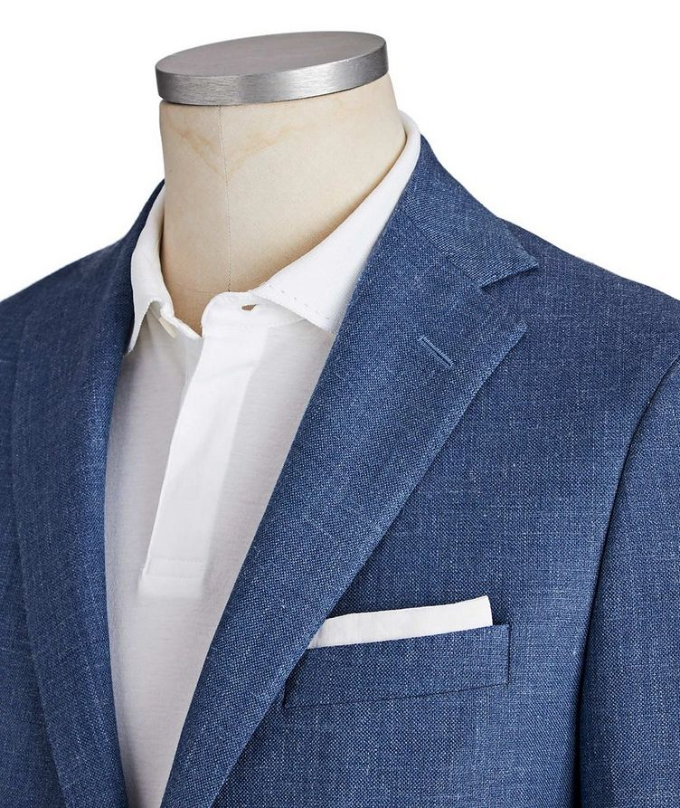 Michael Wool-Silk-Linen Sports Jacket image 1