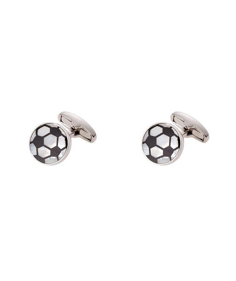 Soccer Ball Cufflinks image 0