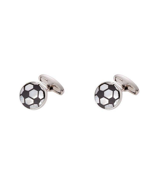 Soccer Ball Cufflinks picture 1