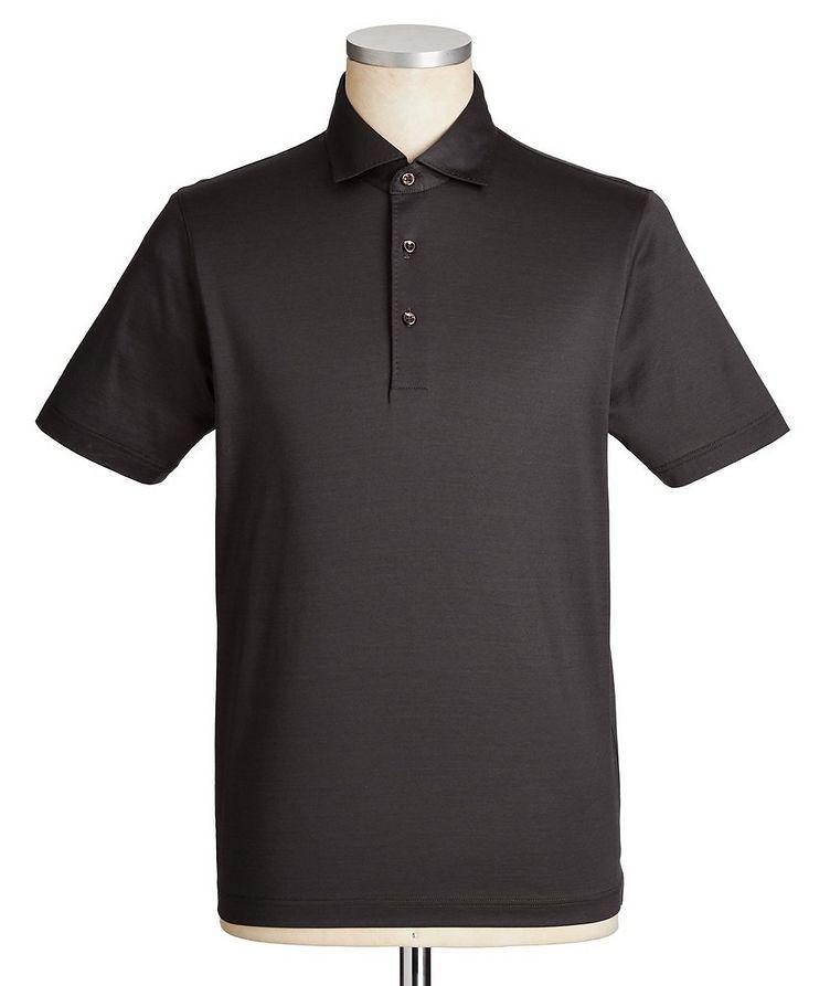 Polo en coton image 0