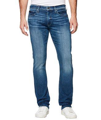Paige Federal Slim Straight Transcend Jeans