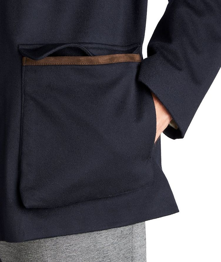Winter Voyager Green Storm System® Baby Cashmere Coat image 4