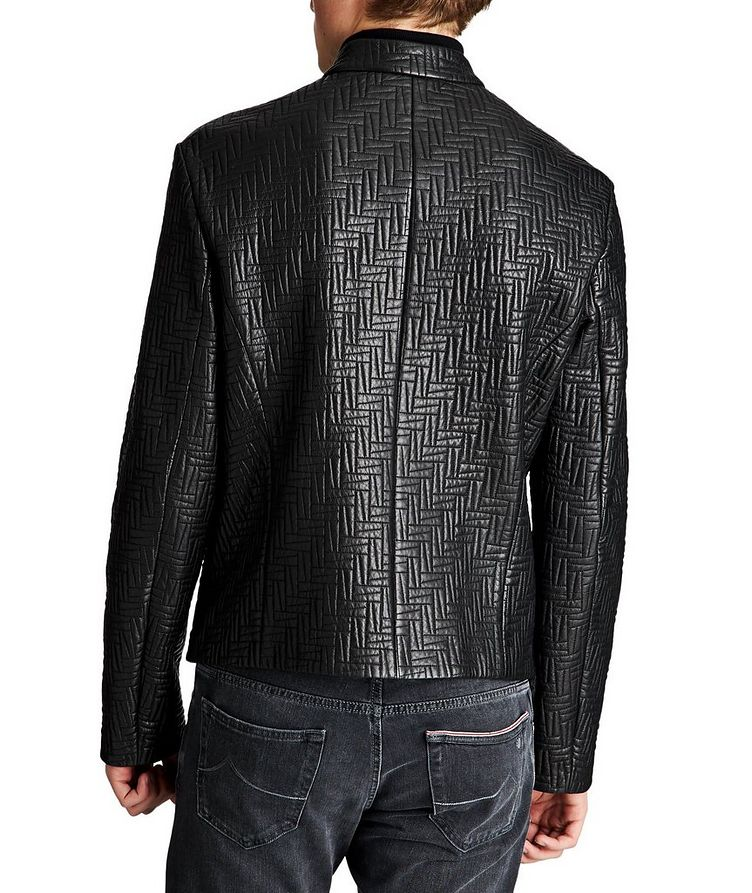 Quilted Lambskin Jacket image 1