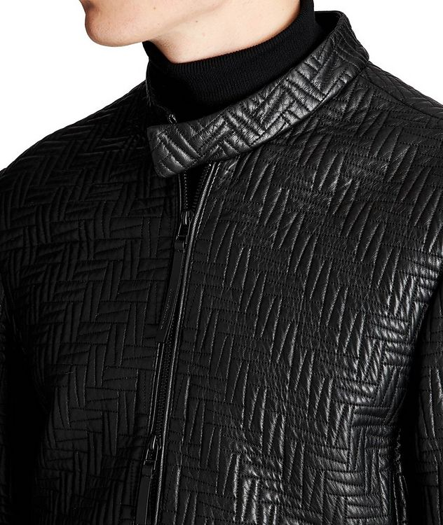 Quilted Lambskin Jacket picture 3