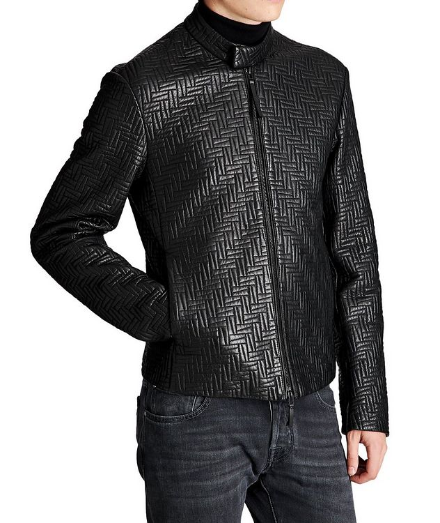 Quilted Lambskin Jacket picture 1