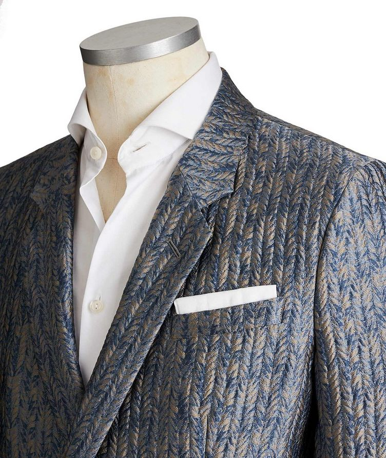 Double-Breasted Sports Jacket image 1