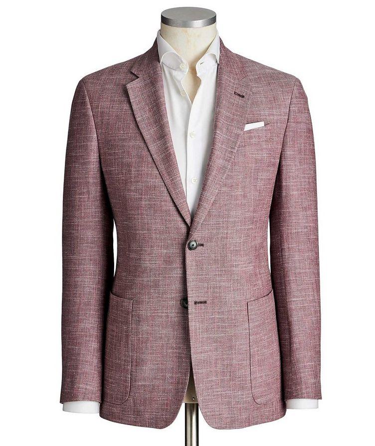 G-Line Virgin Wool, Cotton & Linen Sports Jacket image 0